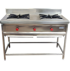 2-Burner-Cooking Range