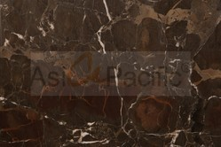 Polished Cyprus Grey Marble Tile, for Flooring, Thickness: 18 mm