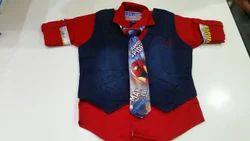 Waistcoat Shirt