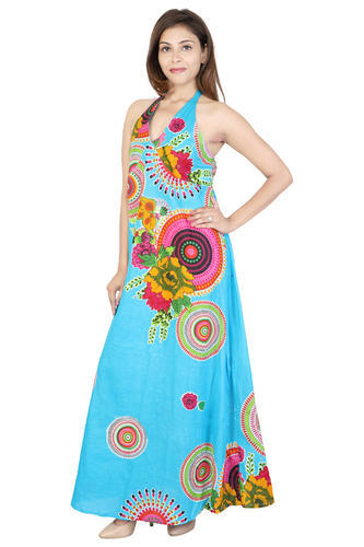 ac7b8b39143 V-Neck Formal Wear Bohemian Dresses For Women