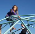 Kids Play Geodesic Dome