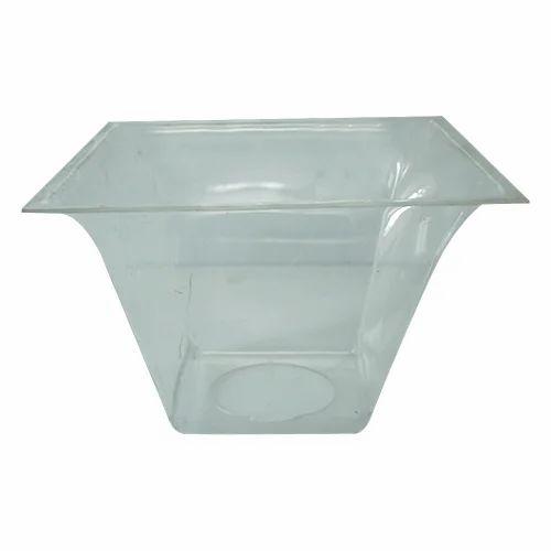 Transparent Acrylic Vase At Rs 450 Piece Acrylic Phooldan