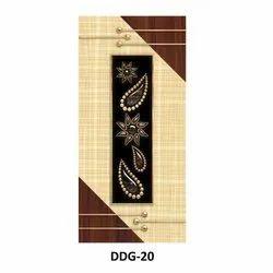 Designer PVC Door, Interior