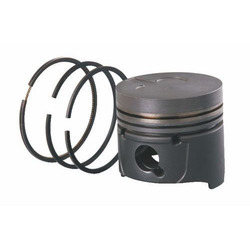 Piston Ring With Rh Gap (CR Plated)