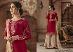 Bridal Gharara Heavy Salwar Suits