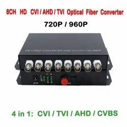 AHD OPTICAL CONVERTOR