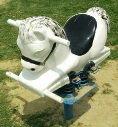 SNS 219 N  Horse and Fish Spring Rider
