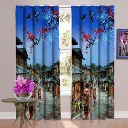 Digital Printed Curtains