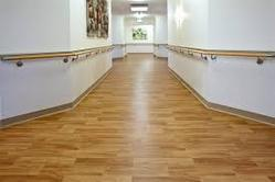 Wooden Square PVC Floorings
