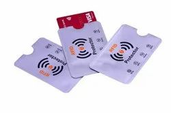RFID Cover for Debit / Credit Card