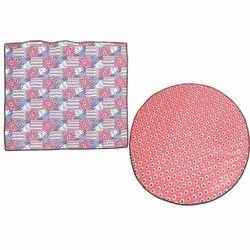 Wallpaper Dining Table /bed Mat (Food Server)
