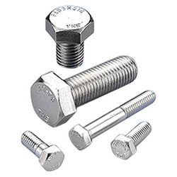 Stainless Steel Hexagonal Bolt Nut, Size: 2mm To 200mm