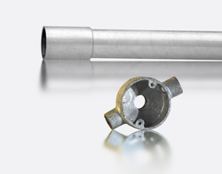 GI Flexible Conduit Pipes - Heavy Duty Flexible Conduit Manufacturer
