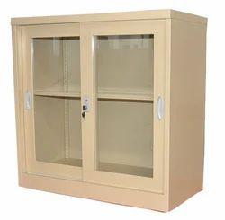 Glass Door Filing Cabinet