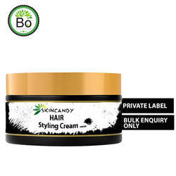 Hair Styling Cream, Plastic Container, Pack Size: 300 G