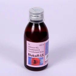 Ambroxol 30mg Guaiphenesin 50mg Levosalbutamol 1mg Syrup