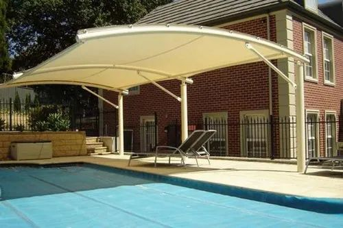 Swimming Pool Tensile Cover