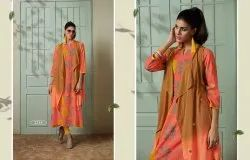 Rangoon Presents Aspire Rayon Western Style Long Kurti Catalog
