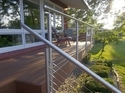 Bar Silver Out Door Stainless Steel Railing