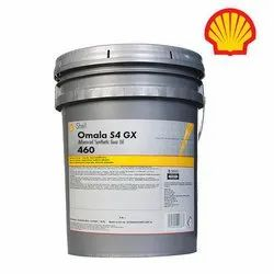 Shell Omala S4 GX 460 Advanced Synthetic Gear Oil