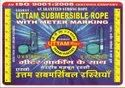 Submersible Rope