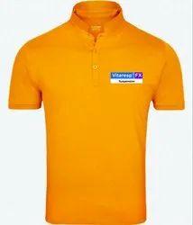 Male Cotton Corporate T-Shirt