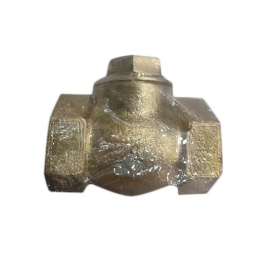 25 mm Brass Horizontal Check Valve