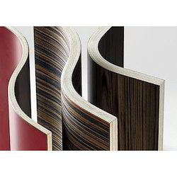 Brown And Red Archid Flexiply Plywood