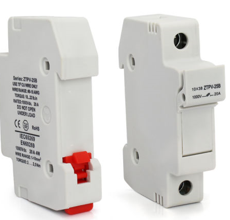 Dc Fuse Holder 1000vdc Dc Fuse Box on