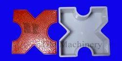 10x10 Grass Plastic Paver Mould