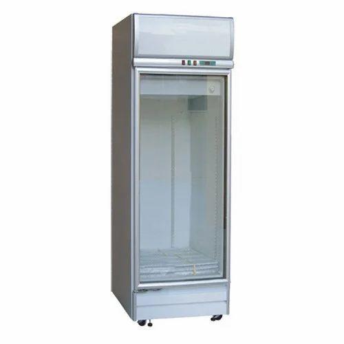 ADVF 580 Glass Door Freezer