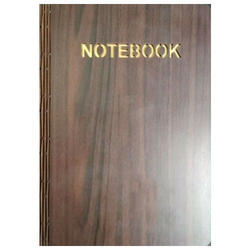 Wooden Office Diary