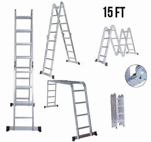 Equal Aluminium Multipurpose Ladder