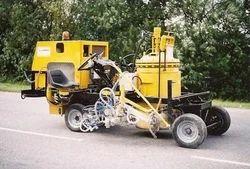 Highwayman Thermoplastic Spray Machine