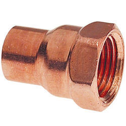Copper Adapter, Structure Pipe