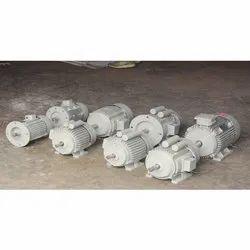 Single Electric Flange Motor, 220-240 V