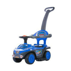 Plastic Baby Push Car Toy, For Personal And School/Play School