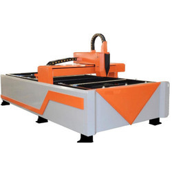 High Power Fiber Laser Cutter