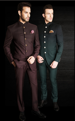 Green And Maroon And Green Designer Suit Punit Arora Fashion Designer Id 19785396662