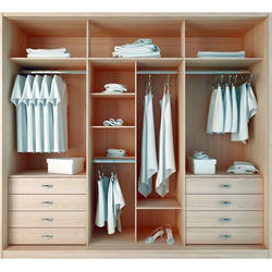 2 - 3 Door Openable Wardrobe