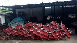 Cast Iron Earthing Pipe 150MMX5MMX3MTR