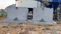 Precast Concrete Tanks For Chemical Industries