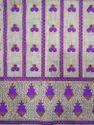 Mekhela Embroidered Fabric