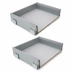 171mm White Colour SDS Box Slim Series