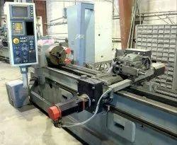 Cast Iron CNC Thread Milling