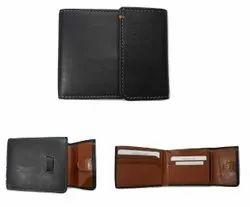 Bi-Fold Mens Leather Wallet