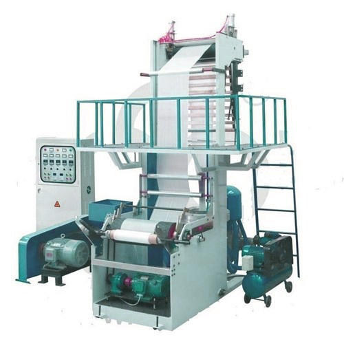 SANT ENGG INDS PVC Film Making Machine, Capacity: 4 Inch To 80 Inch Wide, 55 Hp