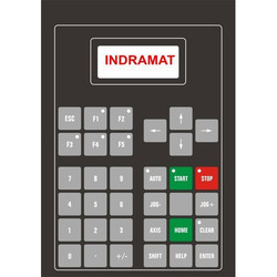 Indramat Textile Weaving Key Pad