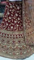 Wedding Wear Dulhan Designer Lehenga Choli