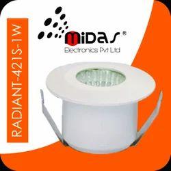 Midas Radiant LED Spot-Light-1W